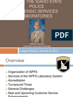 Forensic Lab ISP Services 01.08.14