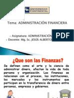Separata 16 Tema Administración Financiera