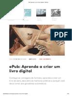 EPub_ Aprenda a Criar Um Livro Digital _ Tableless
