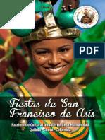 Portafolio Fundacion Franciscana 2014