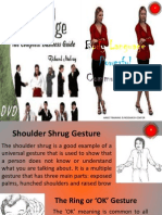 Body Language  Business Guide