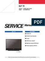 Samsung Hlt 6156 Service Manual