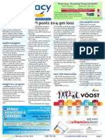 Pharmacy Daily for Thu 01 May 2014 - API posts $114.9m loss, Pharmacy helps smokers quit, Blackmores looking up, E-cigarettes fact sheet and much more