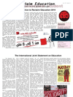 Reclaim Education #14