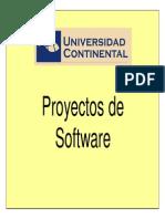 Tema 01 - Introducción Proyectos de Software