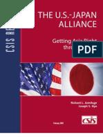 Us Japan Alliance