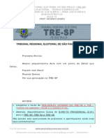 10 - Direito Eleitoral - Ricardo Gomes - TRE-SP
