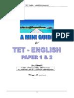 Tet - English Material w2s Backup