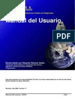 CEEP. Manual de Usuario