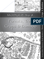 Forest, Tree Crops & Bamboo