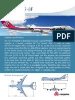 Cargolux 747-8F Facts