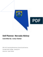 EDEL453 Spring2014 JordynBarber Unit Plan PLANNER