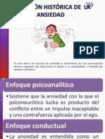 Evolución Histórica de La Ansiedad