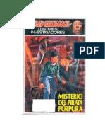 33. Hitchcock Alfred - Los Tres Investigadores y El Misterio Del Pirata Púrpura. Arden, William