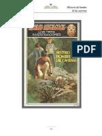 34. Hitchcock Alfred - Los Tres Investigadores - Misterio Del Hombre de Las Cavernas- m.v. Carey