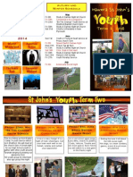 Prezy Youth Term 2, 2014 Term Events