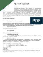 Aprendiendo SQL Con Postgresql