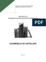 48273744 Cuadernillo de Castellano