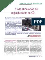 Metodos de Reparacion en CD