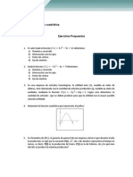 Ejercicios_Funcion cuadratica