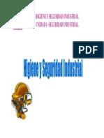 Unidad 1 Seguridad