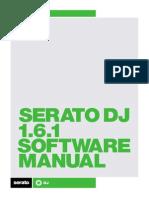 Serato DJ 1.6.1 Software Manual - English