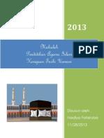 Makalah Pendidikan Agama Islam Tentang Kerajaan Turki Usmani