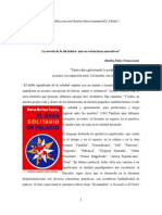 Artículo Web - Paley Francescato, Martha - La Novela de La Dictadura, Nuevas Estructuras Narrativas