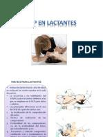 RCP en Lactantes