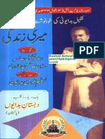 Meri Zindagee-Autobiography-Shakeel Badayuni-Dabistan E Badaun Khi-2014