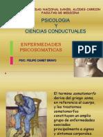 Enfermedades Psicosomaticas - Undac 2013