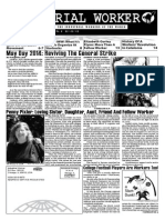Industrial Worker - Issue #1765, May 2014
