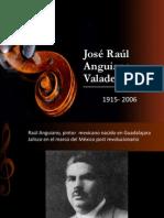 José Raúl Anguiano Valadez