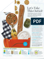 Let's Take This Outside - O Magazine, June 2013
