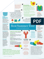 Best Summer Ever - O Magazine, July 2013