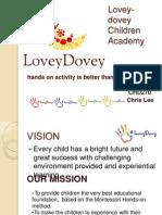 chd270 program presentation
