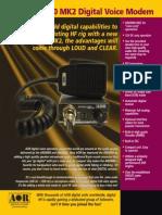 AOR Ard9000mk2 Brochure
