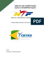 Regulamento Competição WTF - Português