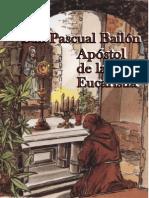 74614426 San Pascual Bailon Apostol de La Eucaristia
