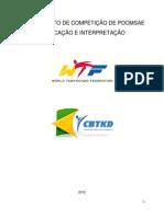 Regulamento Poomsae WTF - Português