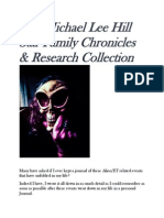 The Michael Lee Hill Star Family Chronicles & Research Collection