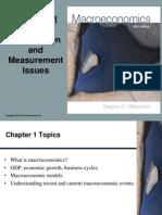 macroeconomics Chapter 1