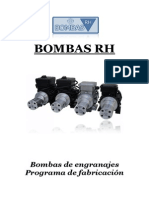 Catalogo General Bombas RH