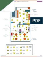 Mapa de Riesgo Del Jardin Lalita