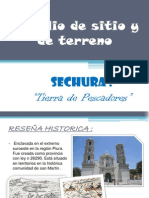 Estudio de Sitio- Sechura