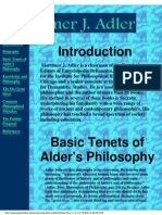 Bigraphy Adler's Profile