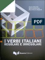 04 I Verbi Italiani Regolari E Irregolari