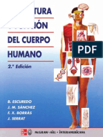 LIBRO Estructura y Funcion Del Cuerpo Humano