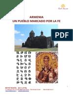 Armenia. Un Pueblo Marcado Por La Fe-11 Dias