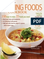 Vegetarian Times Magazine - Healing Foods Cookbook